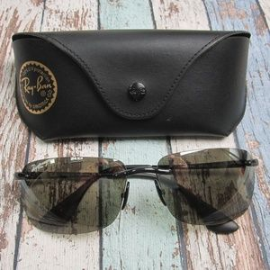 RayBan RB4255 601/5J Sunglasses Men's Italy/OL